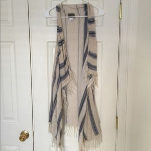 Sweaters - Duster/cardigan